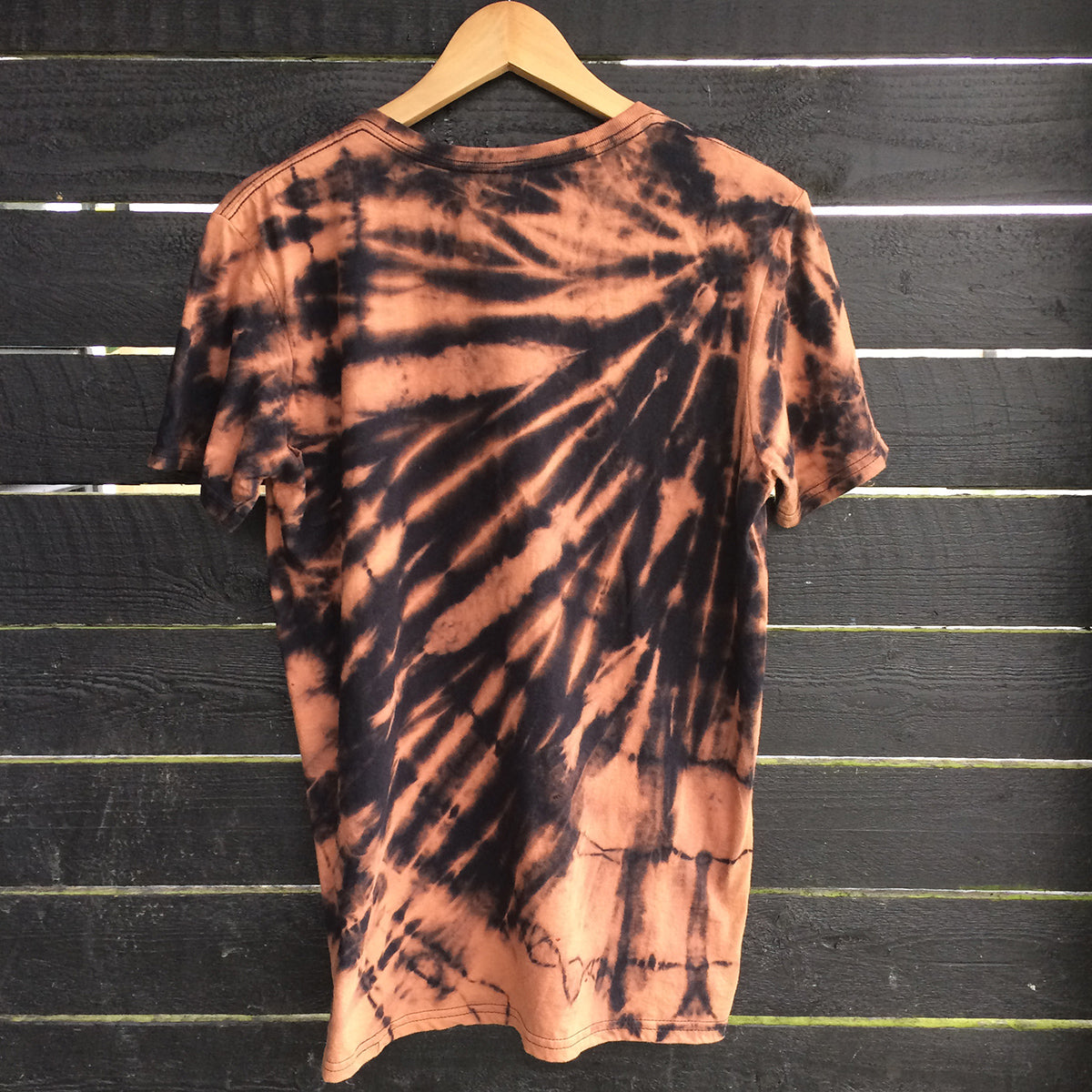 """Tora"" Acid Wash T-Shirt."