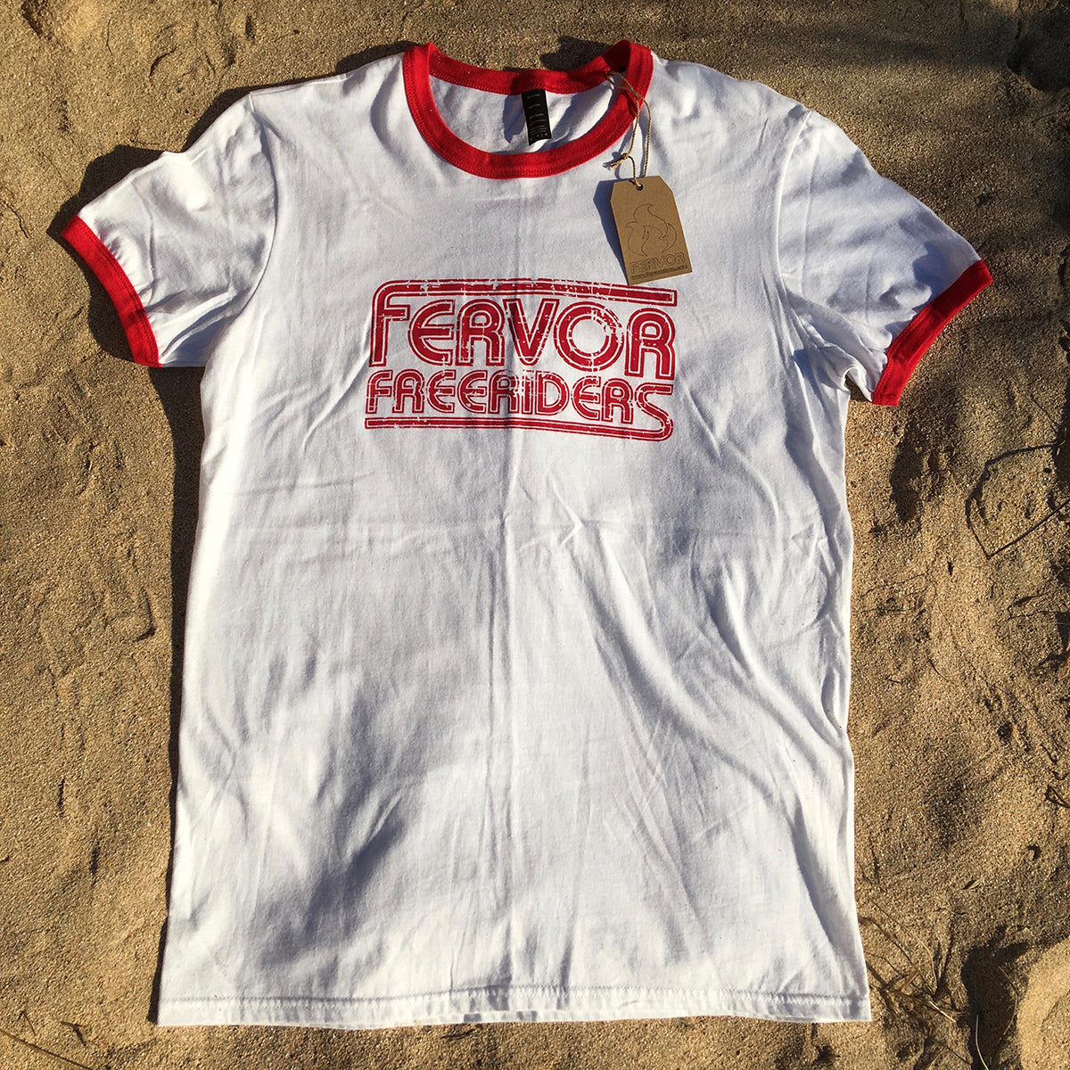 Freeriders Ringer Tee
