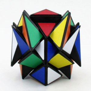 Fluctuation Angle Magic Cube