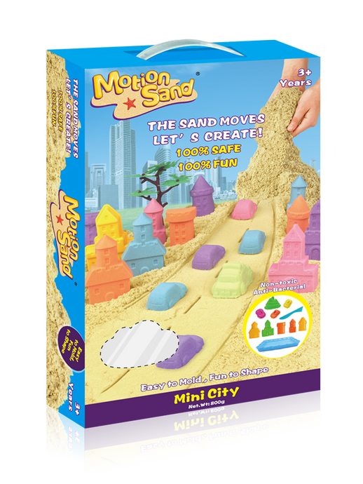 Kinetic Sand Mini City Set