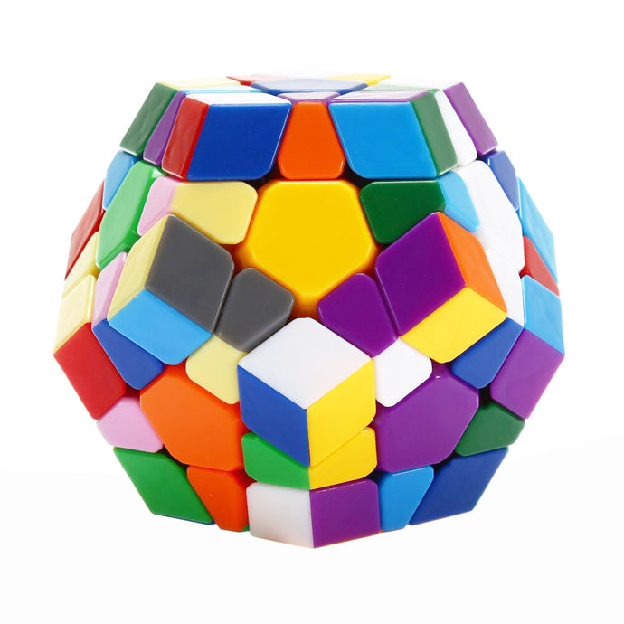 Professional Megaminx Stickerless Magic Cube