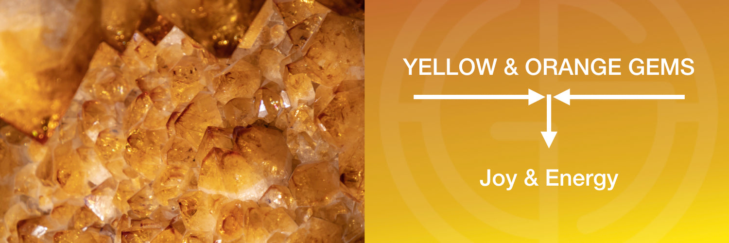 Yellow gemstones meaning