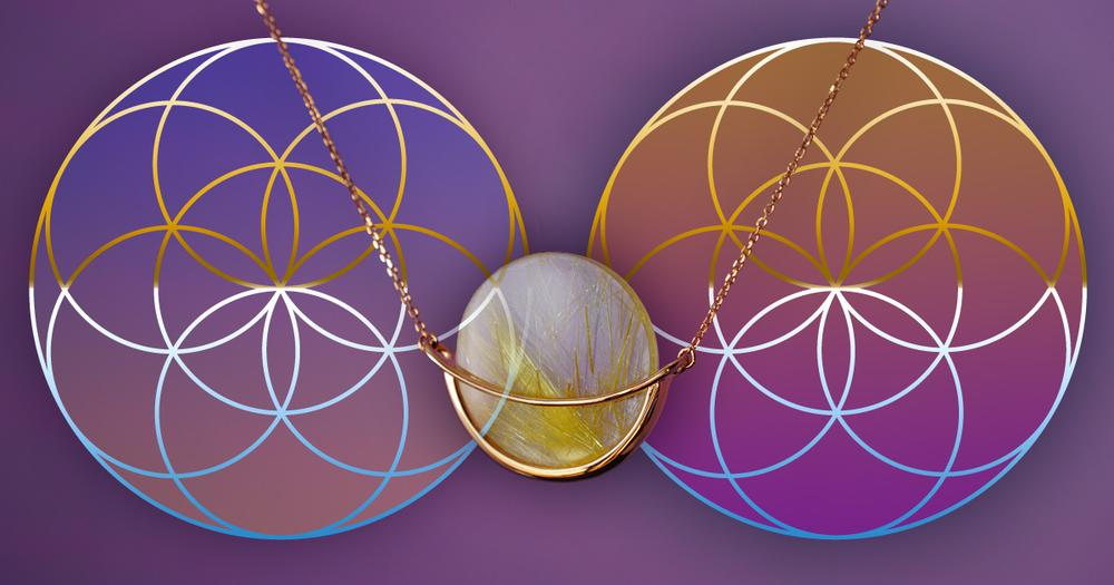 The Power of Circle – Sacred Geometry in Jewellery