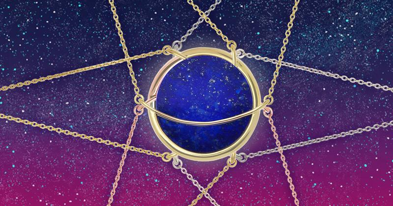 Lapis Lazuli – Gemstone of the Starry Night Sky