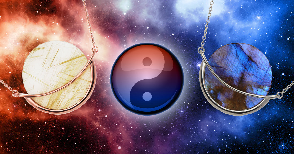 Gems In Style Gemstone Jewellery - Dancing Orbit necklaces