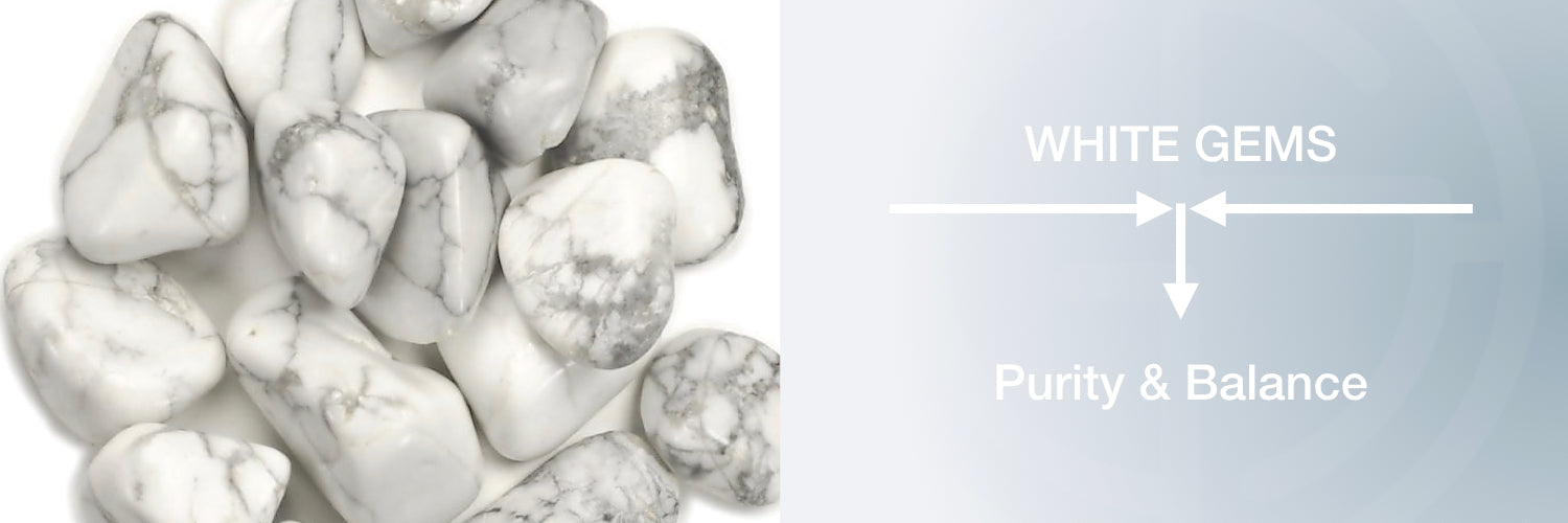 Howlite gemstone meaning