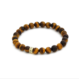 Crystal Code ⋅ Tiger Eye ⋅ Bracelet