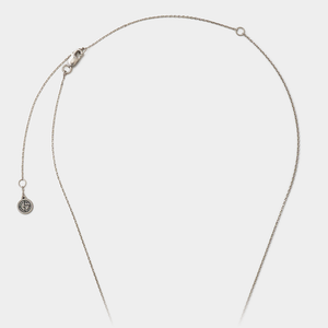 Necklace chain by GEMS IN STYLE. Modern Minimalist Gemstone jewellery