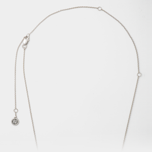 925 Sterling Silver necklace chain by Gems In Style