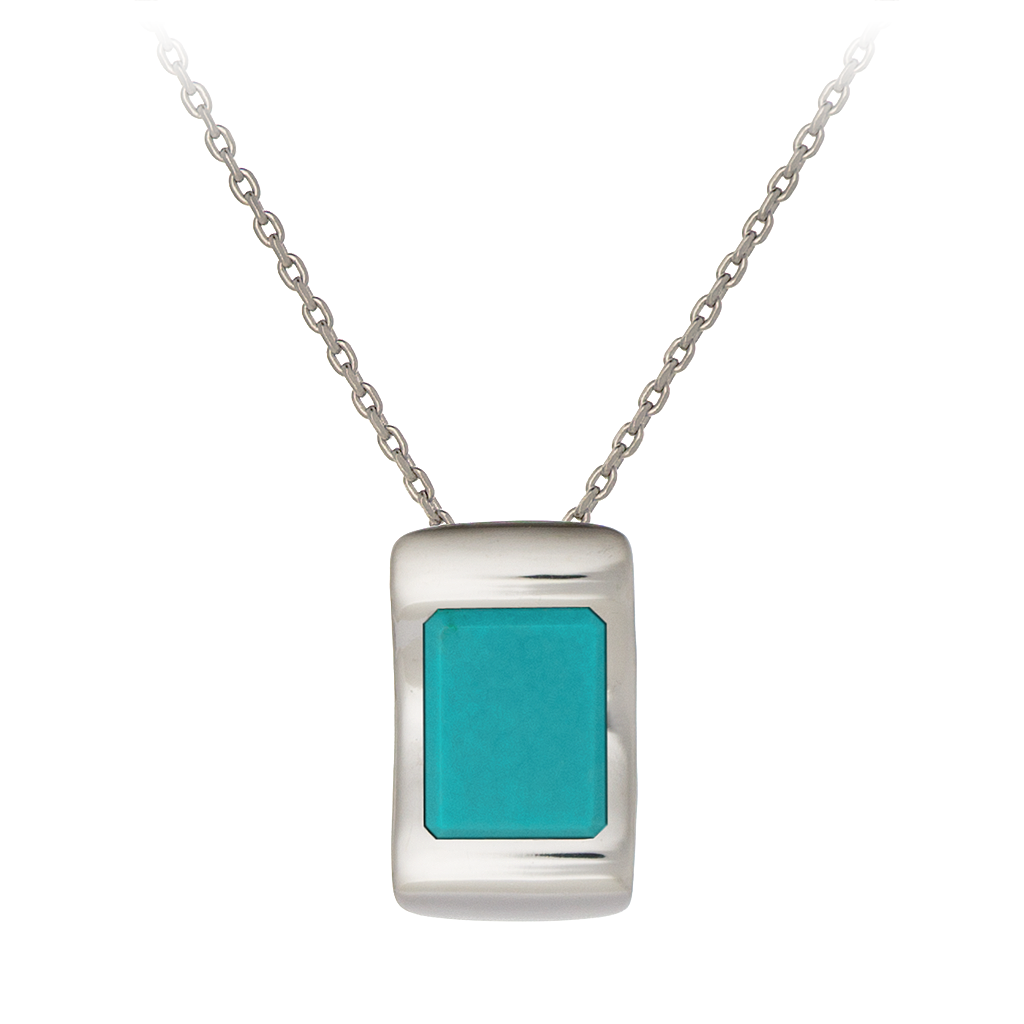 Enigma ⋅ Turquoise ⋅ Necklace