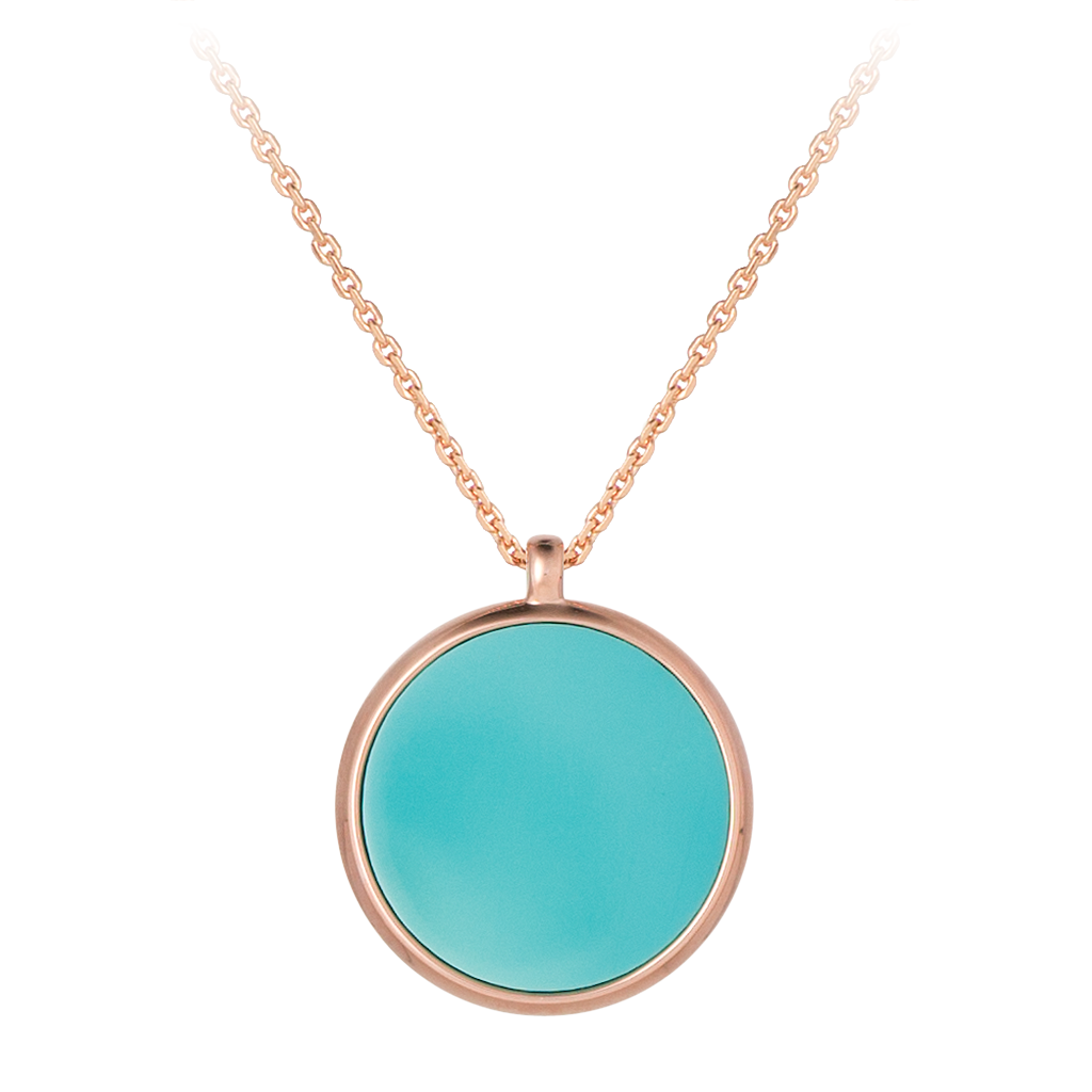products jewellery turquoise blue necklace gypsea drop