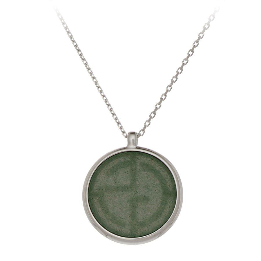 Signature ⋅ Aventurine ⋅ Necklace