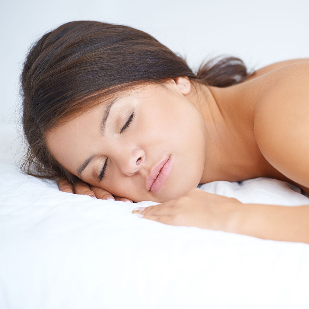 What are some health effects of sleeping on stomach?