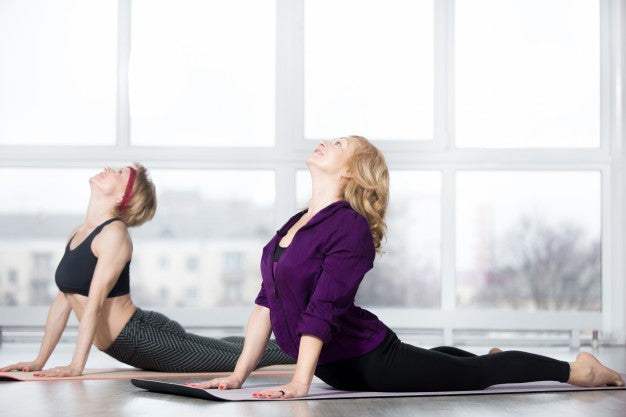 Yoga Stretches To Do Before Bed for a Better Sleep