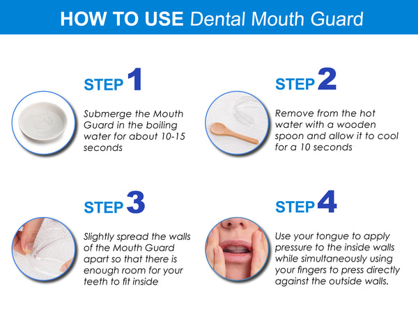 Dental Mouth Guard - Time2Sleep