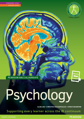 Psychology for Standard and Higher Level, 1st Ed. <br> <small><small>by Alan Law, Christos Halkiopoulos, Christian Bryan</small></small>