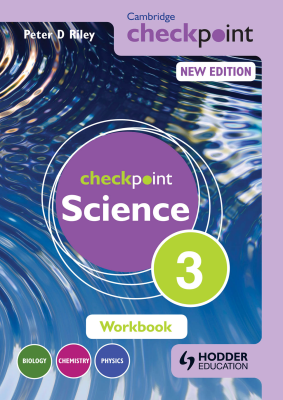Checkpoint Science 3 Workbook, 1st Ed. <br> <small><small>by Peter Riley</small></small>