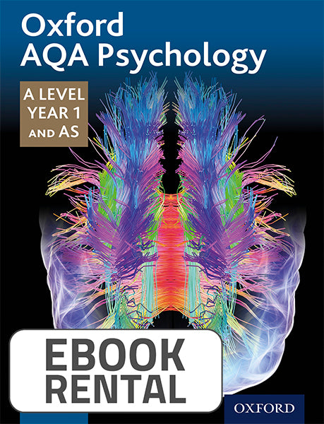 AQA Psychology A Level Year 1 and AS