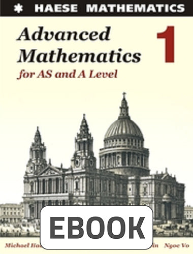 Advanced Mathematics 1 for AS and A Level Digital