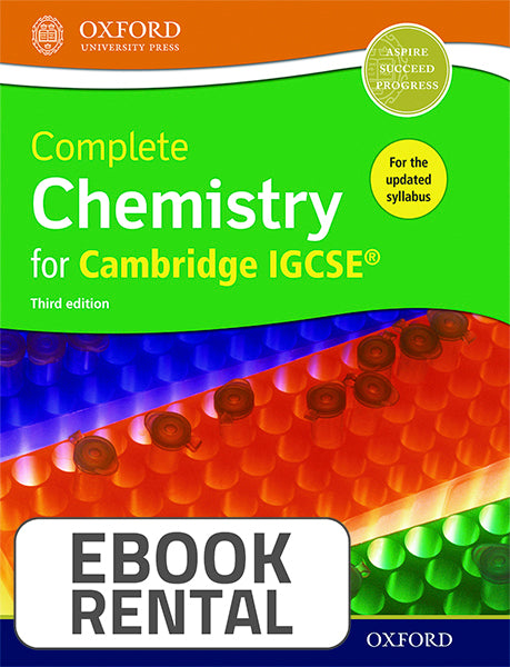 Complete Chemistry for Cambridge IGCSE®