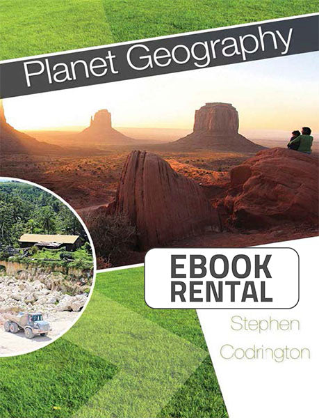 Planet Geography, 7th Ed. <br> <small><small>by Stephen Codrington</small></small>