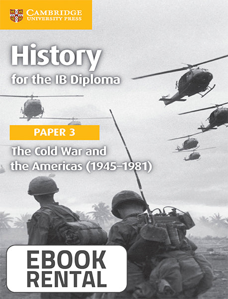 History for the IB Diploma Paper 3 The Cold War and the Americas