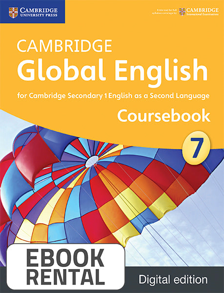 Cambridge Global English for Cambridge Secondary 1 English as a Second Language Coursebook 7
