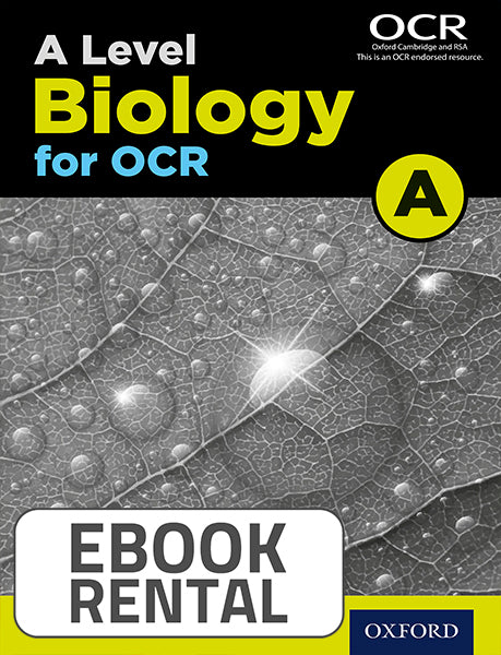 A Level - Biology A for OCR