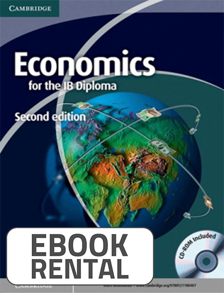 Economics for the IB Diploma, 2nd Ed. <br> <small><small>by Ellie Tragakes</small></small>
