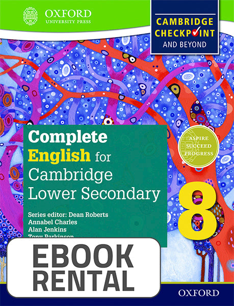 Complete English for Cambridge Lower Secondary 8