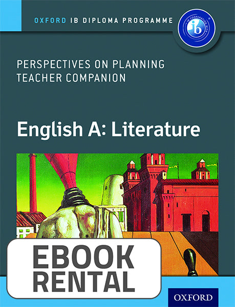 Oxford IB Diploma Programme: English A: Perspectives on Planning Teacher Companion