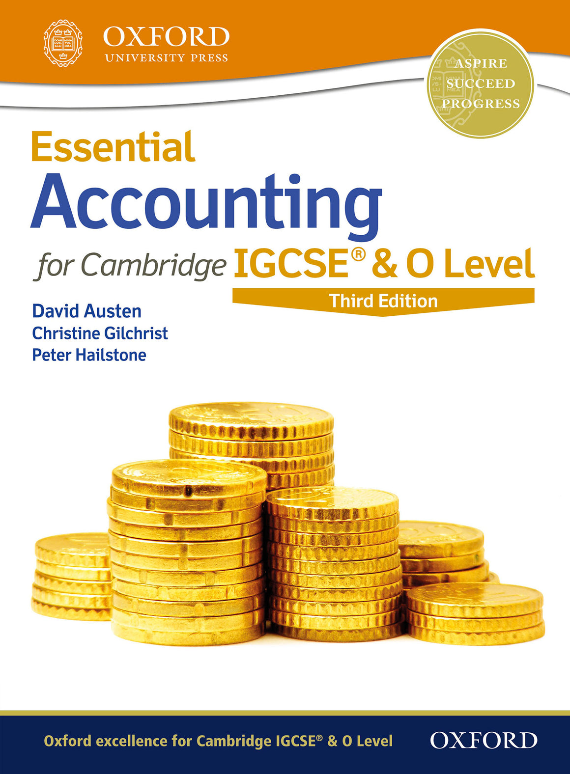Essential Accounting for Cambridge IGCSE® & O Level