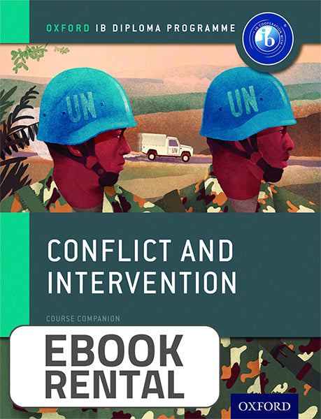 Oxford IB Diploma Programme: Conflict and Intervention Course Companion