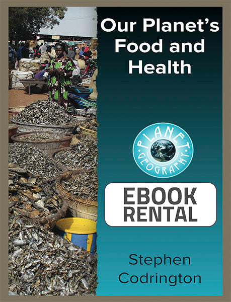 Our Planet's Food and Health, 1st Ed. <br> <small><small>by Stephen Codrington</small></small>