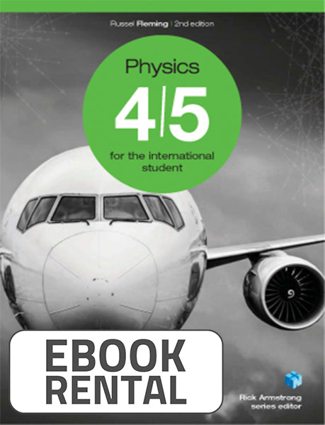 Physics 4-5 for the International Student, 2nd Ed. <br> <small><small>by Russel Fleming</small></small>