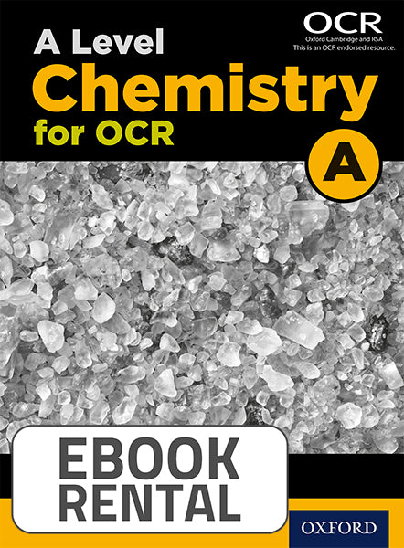 A Level - Chemistry A for OCR Year 2