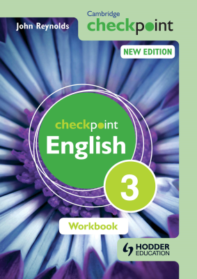 Checkpoint English 3 Workbook, 1st Ed. <br> <small><small>by John Reynolds</small></small>
