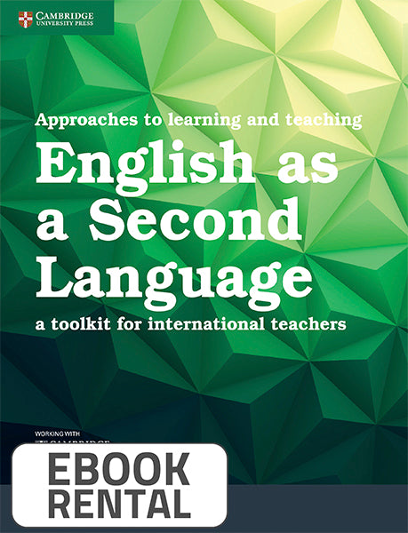 Approaches to learning and teaching English as a Second Language. A toolkit for international teachers