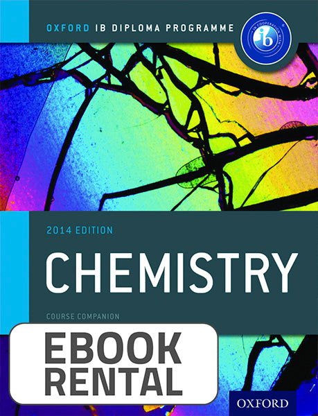Oxford IB Diploma Programme: Chemistry Course Companion