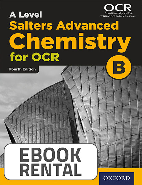 A Level - Salters Advanced Chemistry for OCR B