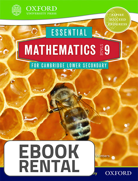Essential Mathematics for Cambridge Lower Secondary Stage 9