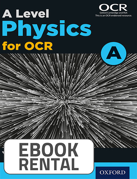 A Level Physics for OCR A. Year 2