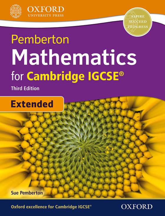 Pemberton Mathematics for Cambridge IGCSE® Extended