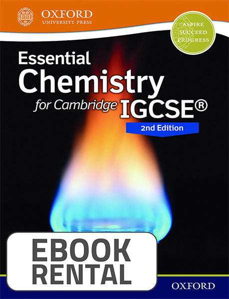 Essential Chemistry for Cambridge IGCSE®
