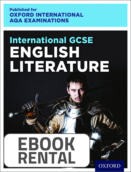 Oxford International AQA Examinations: International GCSE English Literature