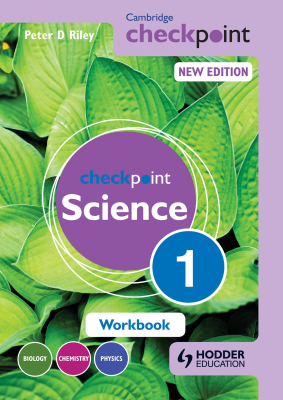 Checkpoint Science 1 Workbook, 1st Ed. <br> <small><small>by Peter Riley</small></small>