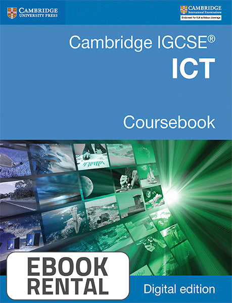 Cambridge IGCSE® ICT Coursebook
