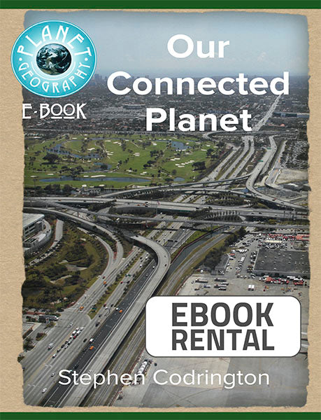 Our Connected Planet, 1st Ed. <br> <small><small>by Stephen Codrington</small></small>