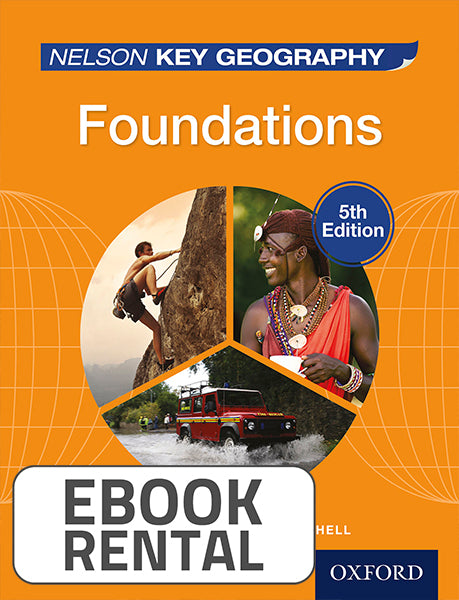 Nelson Key Geography Foundations Student Book