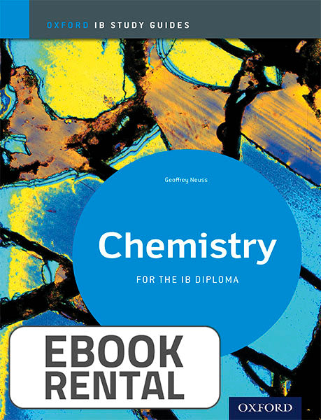 Chemistry for the IB Diploma Oxford IB Study Guides